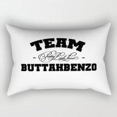 Team Buttahbenzo - Pretty Little Liars (PLL) Rectangular Pillow