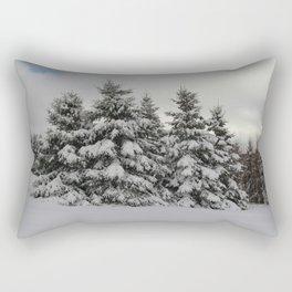 Wondeful Winter Rectangular Pillow