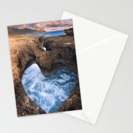 Love our world Stationery Cards