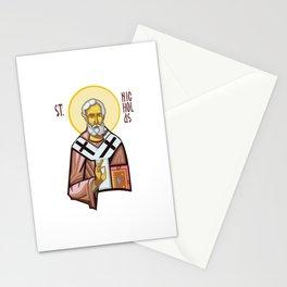 St. Nicholas of Myra Stationery Cards
