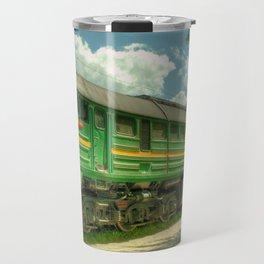 Latvian Loco double Travel Mug