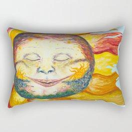 Sun Dreams Rectangular Pillow