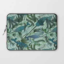 Narwhals Laptop Sleeve
