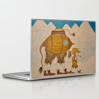 journey Laptop & iPad Skins featuring Journey by Liz Hermanson