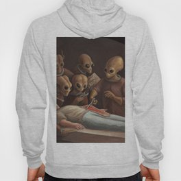 The lesson of anatomy Hoody