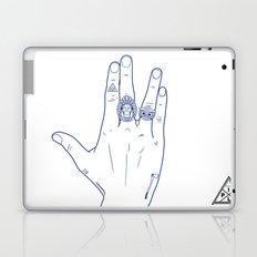 Make My Hands Famous - Part V Laptop & iPad Skin