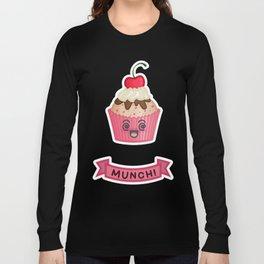 Munch! Long Sleeve T-shirt