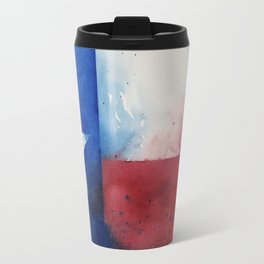 Flag of Texas Travel Mug