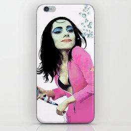 PJ  iPhone Skin
