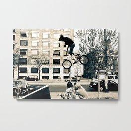 Jump Metal Print