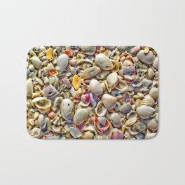 Seashells on the Shore Bath Mat