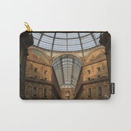 Galleria Vittorio Emanuele in Milan, Italy Carry-All Pouch