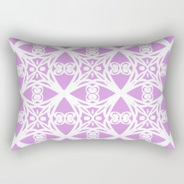 Charisma in Lavender Rectangular Pillow