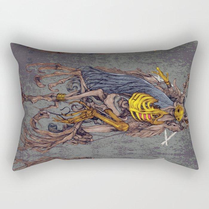 adamant Rectangular Pillow