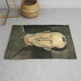 Amedeo Modigliani - Leon Indenbaum Rug