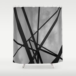 Staccato Shower Curtain