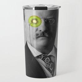 Teddy Kiwi Travel Mug