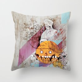 """""""...think about the stories that we could have told"""" Throw Pillow"""