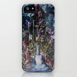 Waterfall of Wishes iPhone Case
