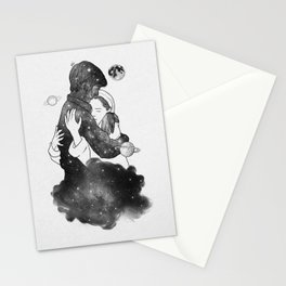 The feeling you gave me. Stationery Cards