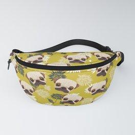 Cute Pug Dog Fanny Pack