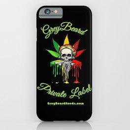 Greybeard iPhone Case