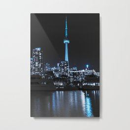Iced Out Toronto Metal Print