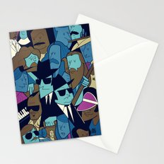 The Blues Brothers Stationery Cards