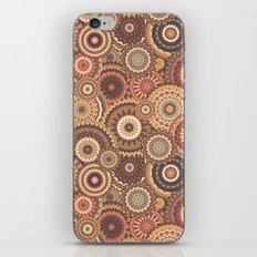 Mandala 153 (Floral) iPhone & iPod Skin