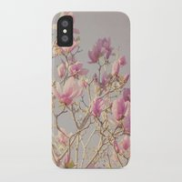 magnolia iPhone & iPod Cases featuring Magnolia  by Pure Nature Photos