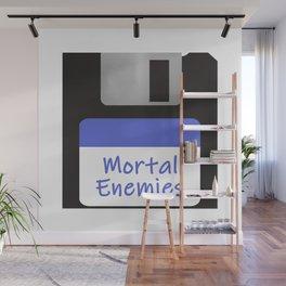 Mortal Enemies Wall Mural