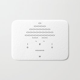 The Only Text Series - Chinchulin Bath Mat