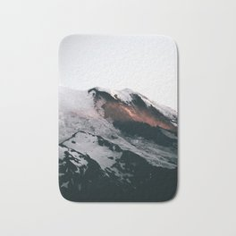 Mount Rainier VII Bath Mat