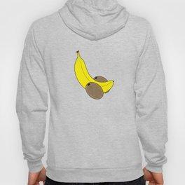 Banana And Kiwis Hoody