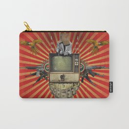 The Revolution Will Not Be Televised! Carry-All Pouch