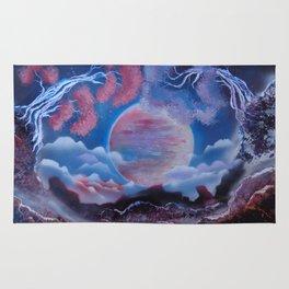 Full Moon - Maybe A Dream Rug