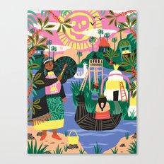 Latin Cultures Canvas Print