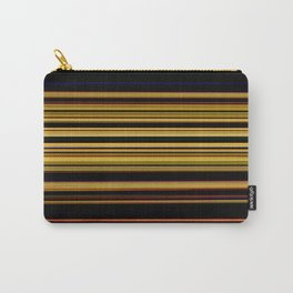 Marigold - Striped Carry-All Pouch
