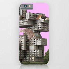 Cute Brutalism iPhone Case