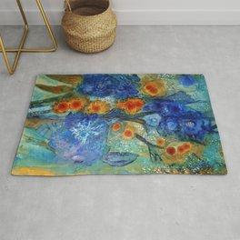Over Bloom Rug
