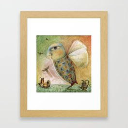 The Lord of the Flies Framed Art Print