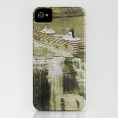 The Edge of the World iPhone (4, 4s) Slim Case