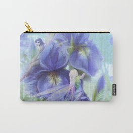 Imagine - Fantasy iris fairies Carry-All Pouch