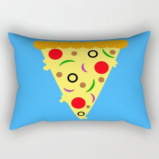 Pizza!  Food of the Gods! Rectangular Pillow