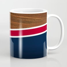 Wooden New England Mug