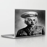 general Laptop & iPad Skins featuring General Knowledge by GingerRogers