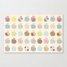 apples galore Canvas Print