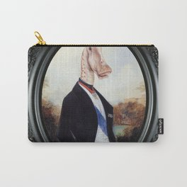 Framed Duke Diplodocus Carry-All Pouch