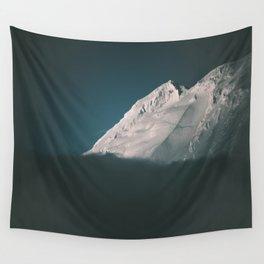 Mount Adams II Wall Tapestry