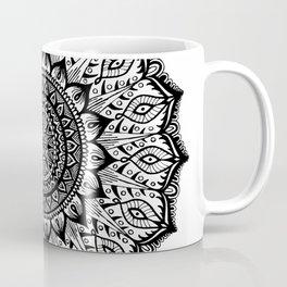 Mistletoe-Black Coffee Mug